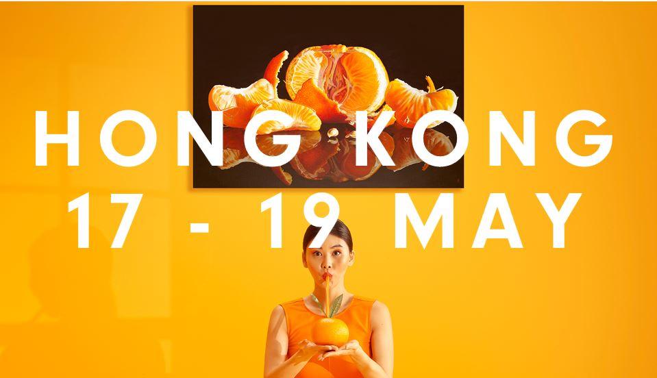 Hong-Kong 17-19 Mai 2019